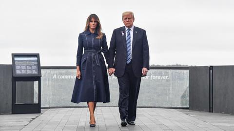 Trump's Week Sept. 10-13