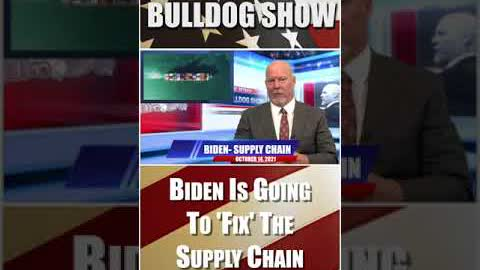 Biden Is Going To 'Fix' The Supply Chain Issue #shorts
