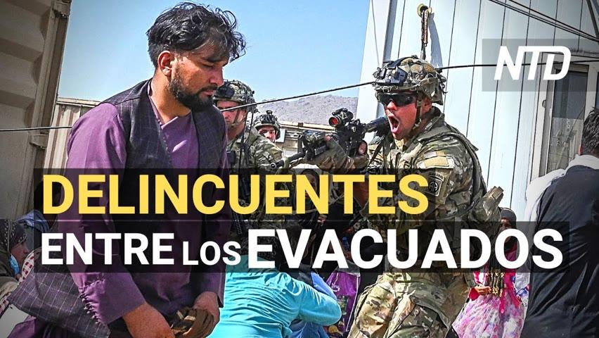 Dejan entrar a EE. UU. afgano convicto; Análisis de argumentos de Biden en materia de economía | NTD 2021-09-17 15:53