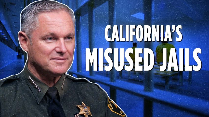 California Shouldn't Use Jails to Solve Homeless and Mental Illness Problems | Sheriff Don Barnes