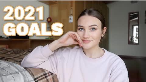My 2021 Reading/Life Goals