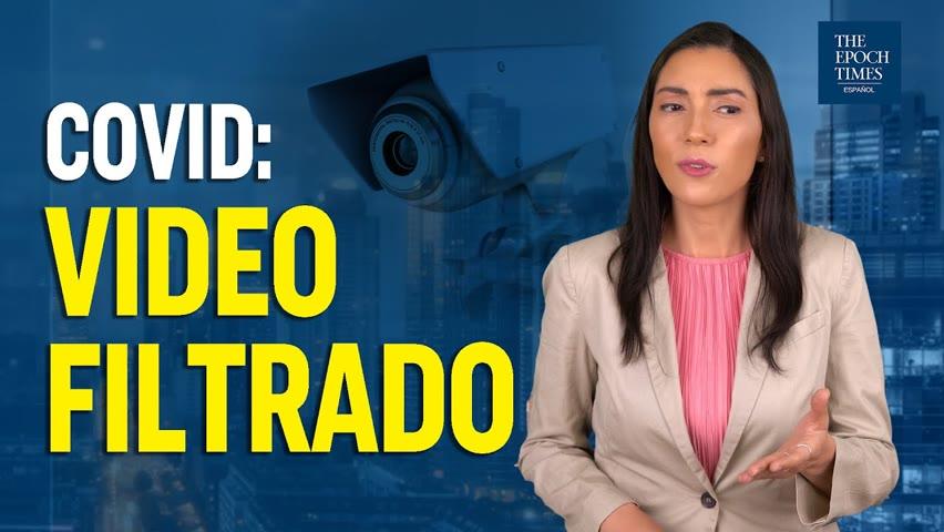 Video filtrado revela a funcionarios de salud discutir tácticas de miedo sobre COVID-19 2021-09-22 19:39