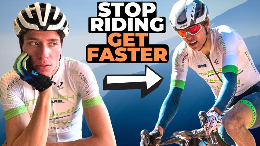 Why I Didn't Ride My Bike for 2 Weeks (to Get Faster)