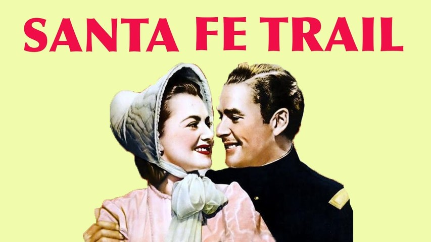 Santa Fe Trail(1940) Adventure, Biography, Drama Full Length Film
