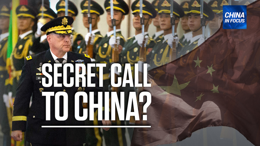 General Milley asked to resign over China calls; China calls George Soros 'the son of Satan'