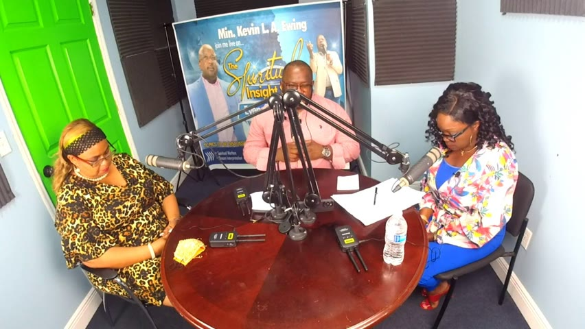 The Spirit of Giving  Minister Kevin L A Ewing
