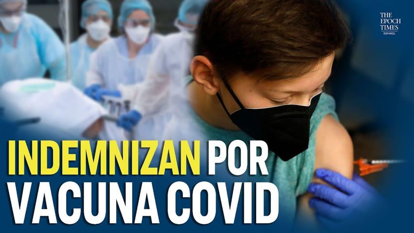 Indemnizan a joven por sufrir de inflamación al corazón luego de vacunarse contra COVID