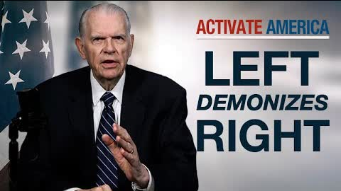 The Left Demonizes the Right!