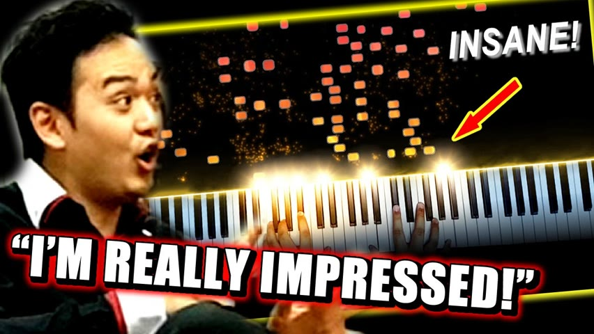Classical Pianist (Animenz) Reacts To My Most Difficult Anime Piano Cover