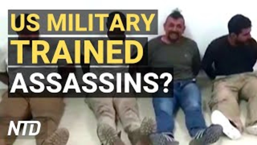 US Military Trained Haiti Assassination Suspects: Pentagon; New Claims in Mollie Tibbetts Case | NTD