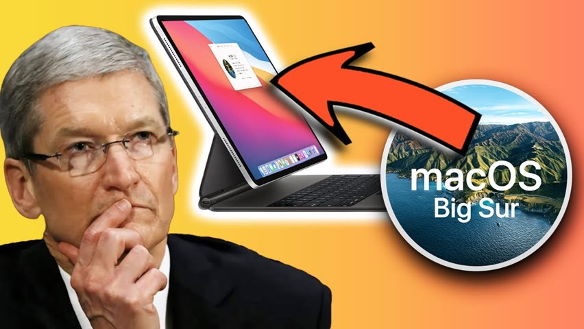 Will the iPad Pro ever get MacOS?