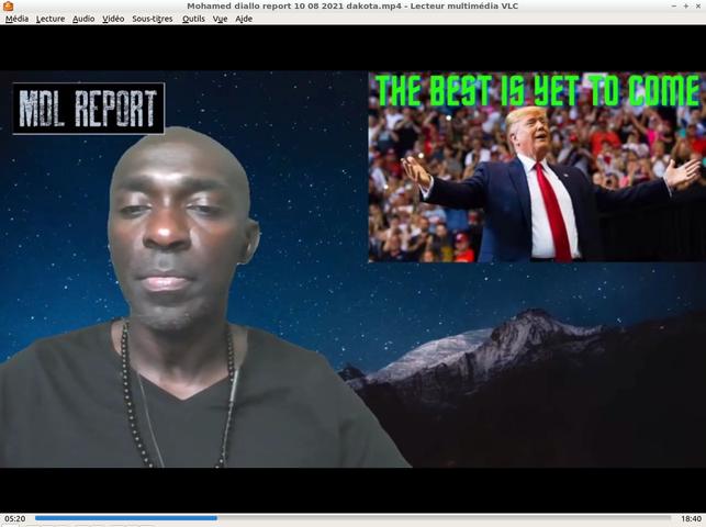 Mohamed Diallo report 10 08 2021 au Dakota : le résumé
