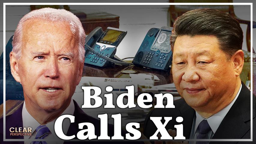 Biden Calls Xi as U.S.-China Relationship Intensifies; Comprehensive Canvass Report from Arizona