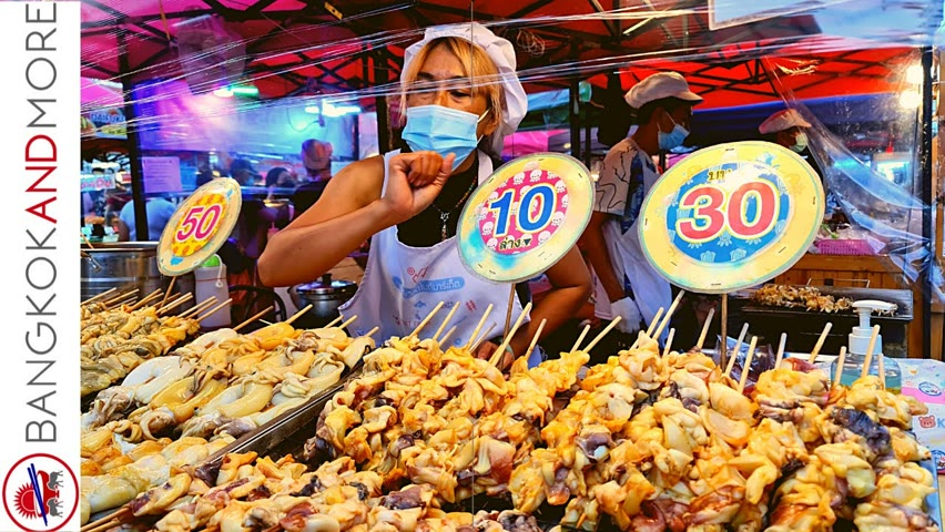 Starving For STREET FOOD? See Now A Happy Food Heaven