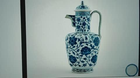 从有问题的永乐执壶,看明白艺术风格的重要性#北京故宫博物院#古董#文物