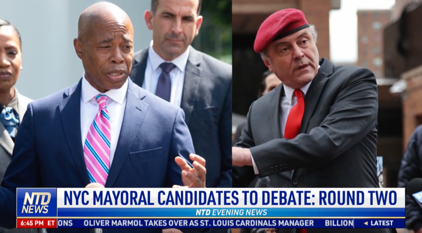 NYC Mayoral Candidates to Debate: Round Two