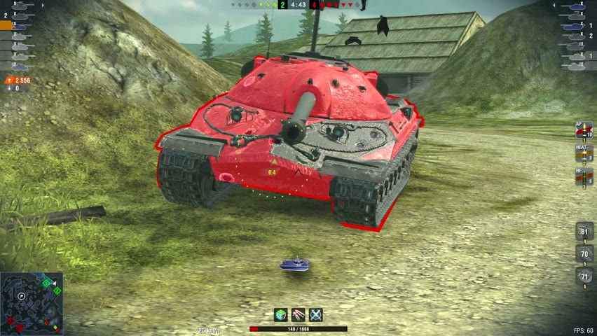 WT Auf Pz.IV 8095DMG 3Kills   World of Tanks Blitz   EnglishGamer