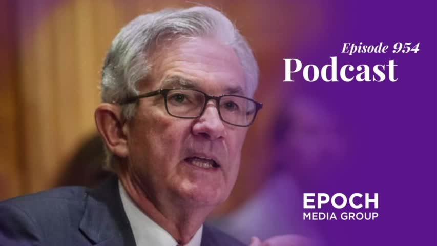 Podcast Nr. 954 US-Notenbank zeigt baldige Drosselung der Wertpapierkäufe an – Inflationsprognose erhöht
