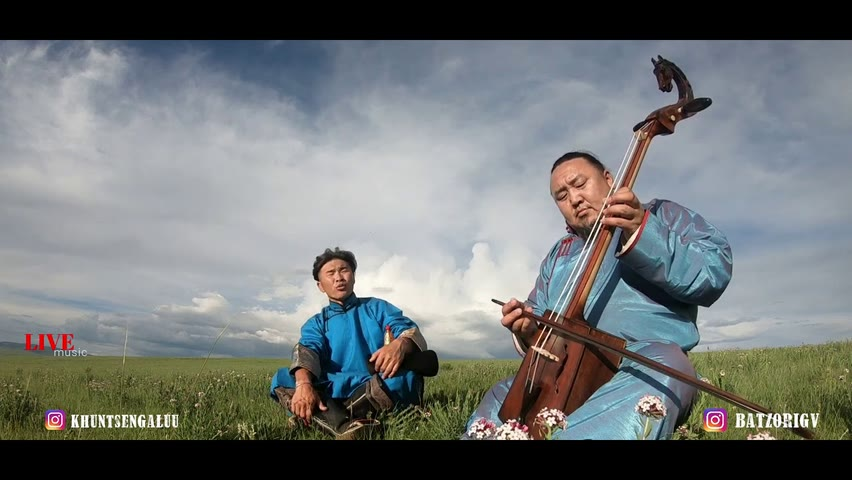 Jargaltain delger long song with singer Baatarkhuu