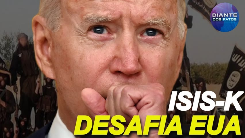 ISIS-K desafia governo Biden; Pentágono tem até terça-feira para finalizar evacuaçāo