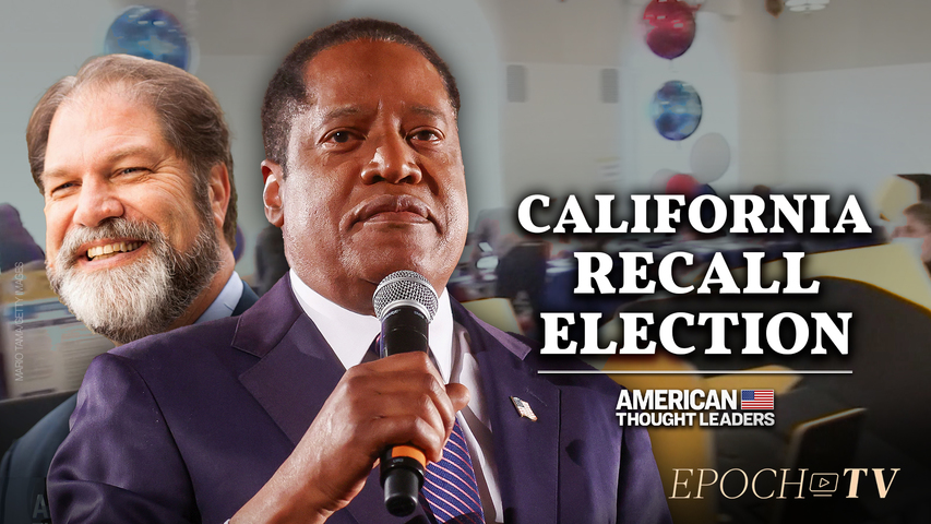 How Negative Media Narratives Were Used in the Recall Election | CLIP | American Thought Leaders