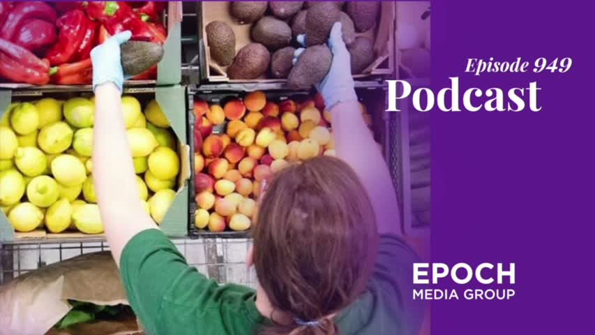 Podcast Nr. 949 Sozialverband: Obst und Gemüse werden für Arme zum Luxus