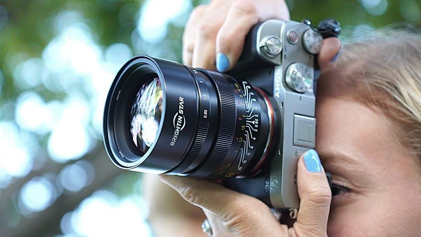 A 50mm F0.95 Full Frame Lens for Under $400
