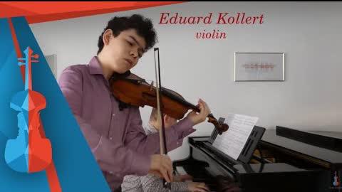 The Gift of Love - Plácido Domingo Jr. - Virtuosos Valentine edition by  Ed Kollert - NEW RELEASE