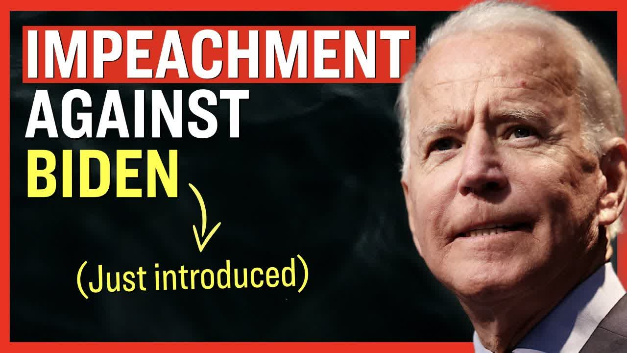 Articles of Impeachment Filed Against Biden by GOP Rep; Portland and Seattle Protests | Facts Matter