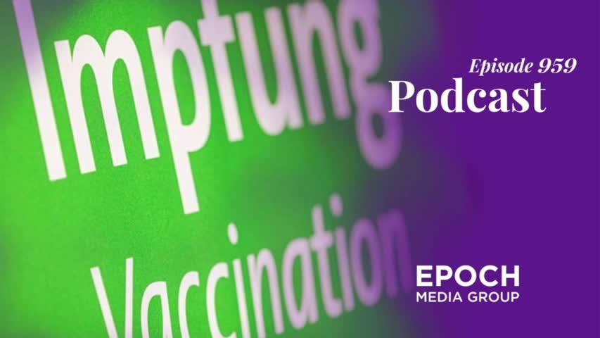 Podcast Nr. 959 Stiko empfiehlt Booster-Impfung für bestimmte Risikopatienten