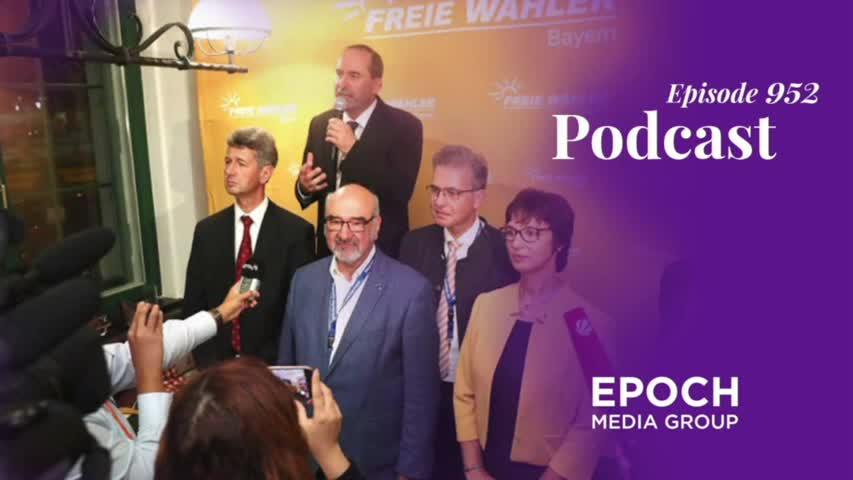 """Podcast Nr. 952 Freie Wähler – Wundertüte oder künftige Alternative zur """"Alternative""""?"""