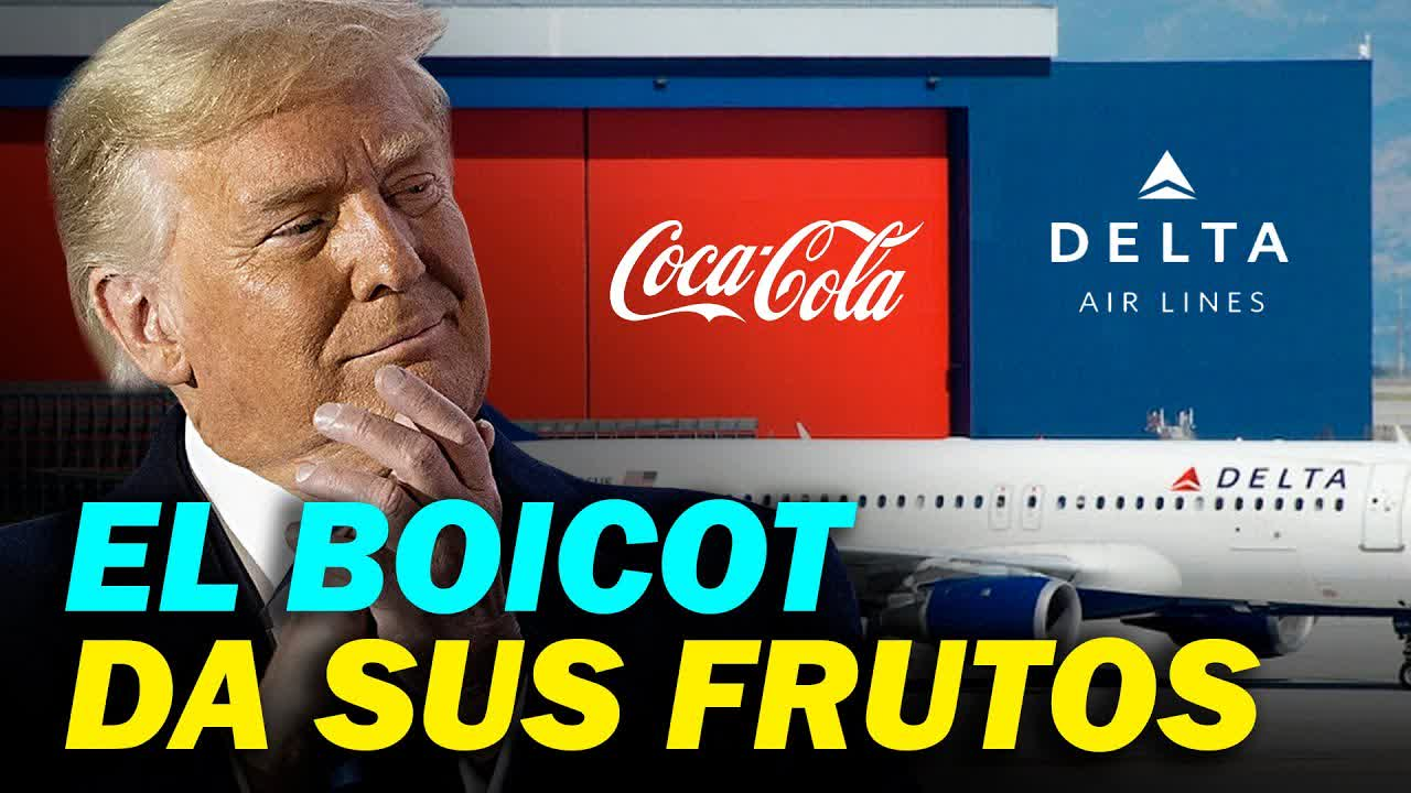 Boicot: ¿Coca-Cola y Delta ceden?   Guerra a los 'pasaportes de vacunas'   Estados vs. migración