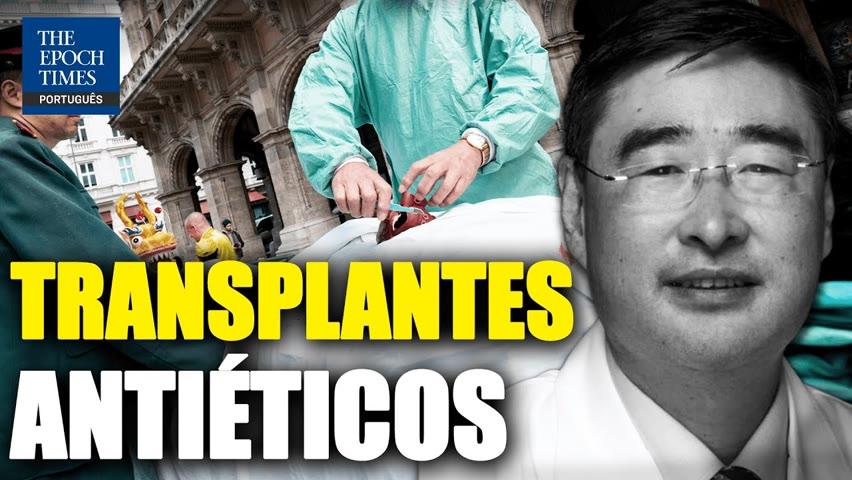 Transplantes de órgãos na China são violações de direitos humanos; Médicos cometem suicídio