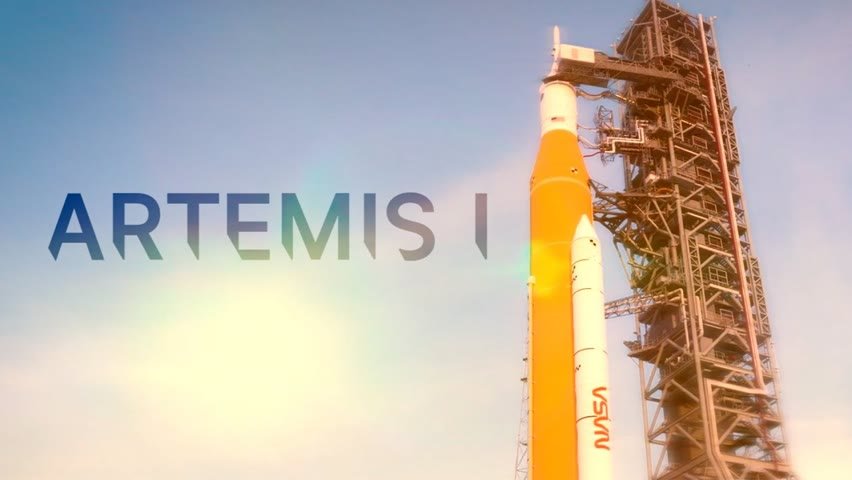 Priming NASA's Artemis I for Launch to the Moon