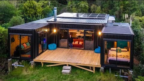 6 Great Small Prefab Homes - Most Amazing Tiny Houses