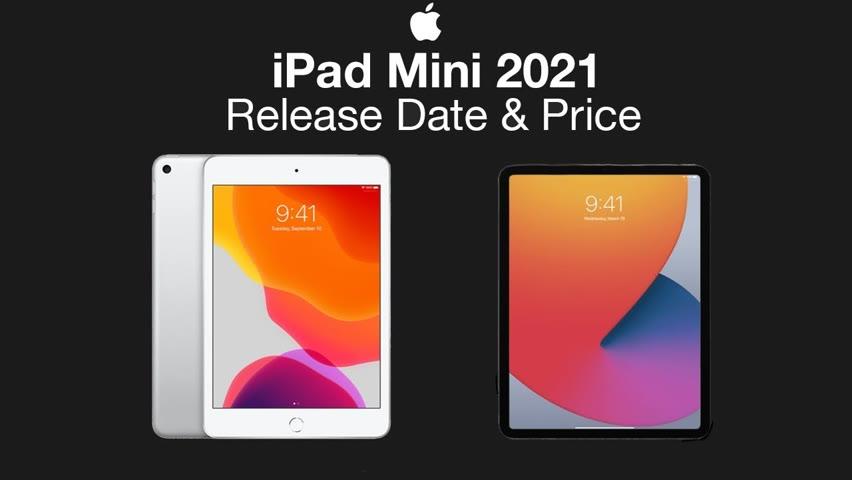 iPad Mini Pro Release Date and Price – Design Leak!