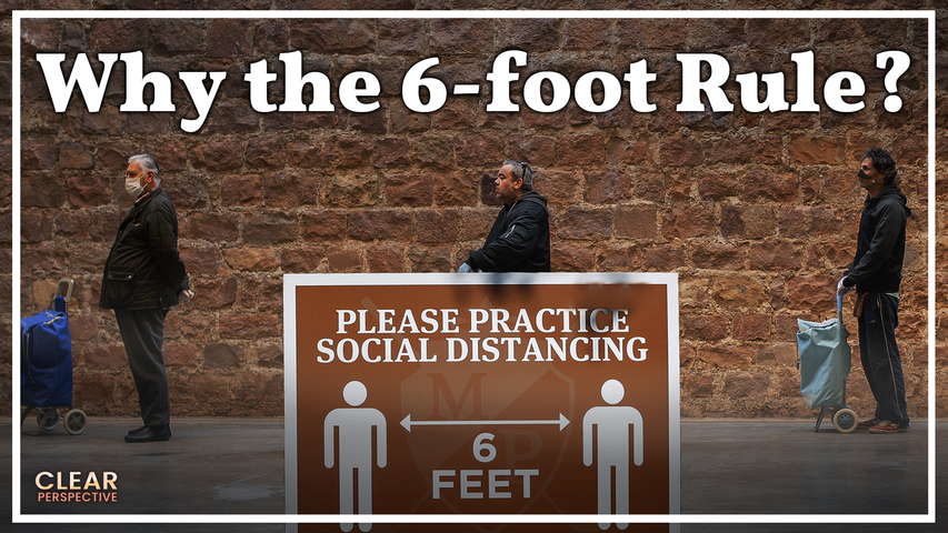 What's the Reasoning Behind the 6-foot Rule? Recordings Exposing Maricopa County's Baseless Excuses