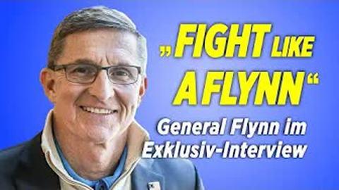 """General Flynn: """"Vom Deep State begraben – vom amerikanischen Volk gerettet"""""""