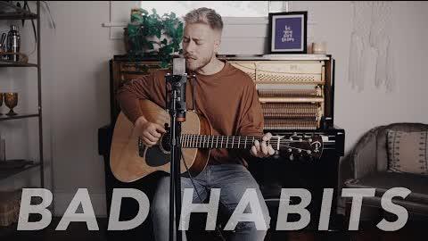 Bad Habits - Ed Sheeran (Acoustic Cover)