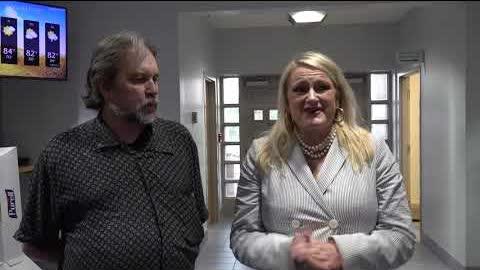 Mark Hansel Interviews Shannon Devine Tomlinson