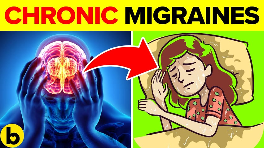 11 Common Triggers Of Chronic Migraines You Must NOT Ignore