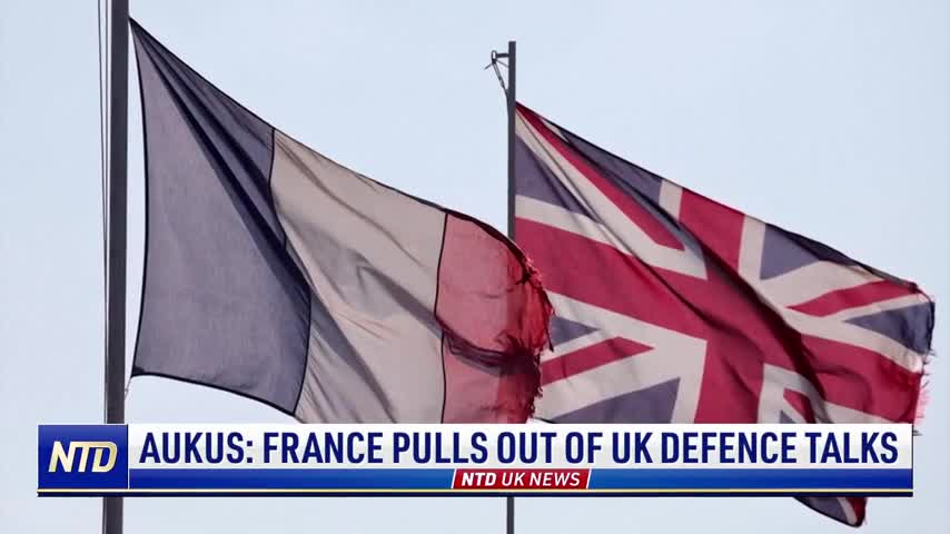 France Pulls Out of UK Defense Talks After AUKUS