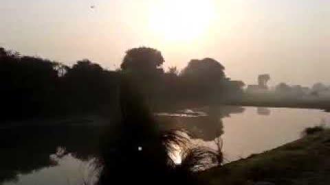 Sundara Madhava and his Gurudev Shri Prem Prayojan prabhu/ Vrindavan Kartika 2013