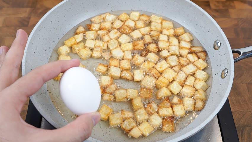 Cuando hago patatas fritas como estas, ¡todos me preguntan por la receta!