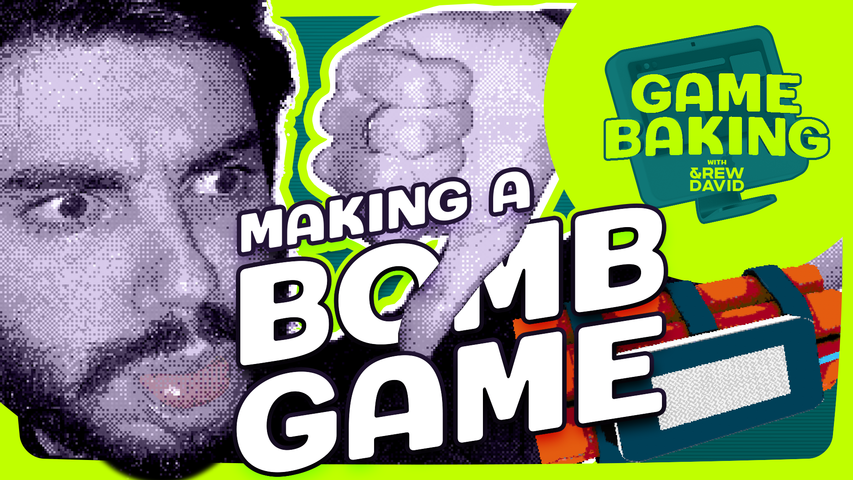 Indie Devlog: Making An EXPLOSIVE Simon Says Game in ONE DAY for LD48! – Game Baking EP4