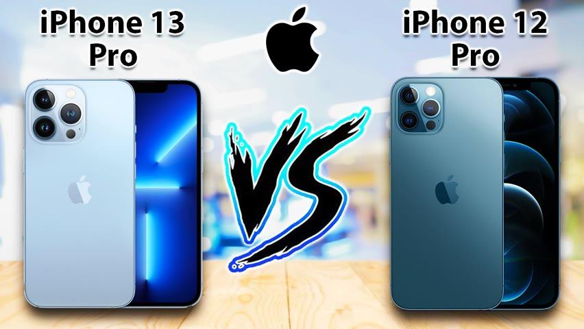 iPhone 13 Pro vs iPhone 12 Pro Specs Review