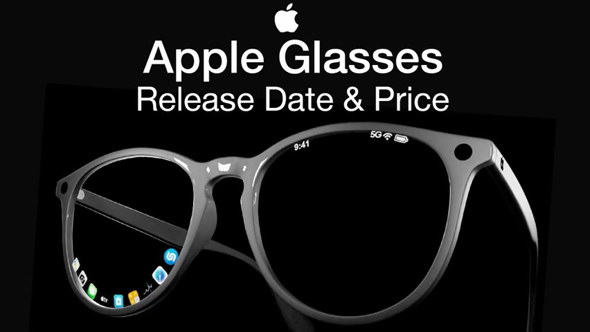 Apple Glasses Release Date and Price – Apple Glass is AMAZING!!