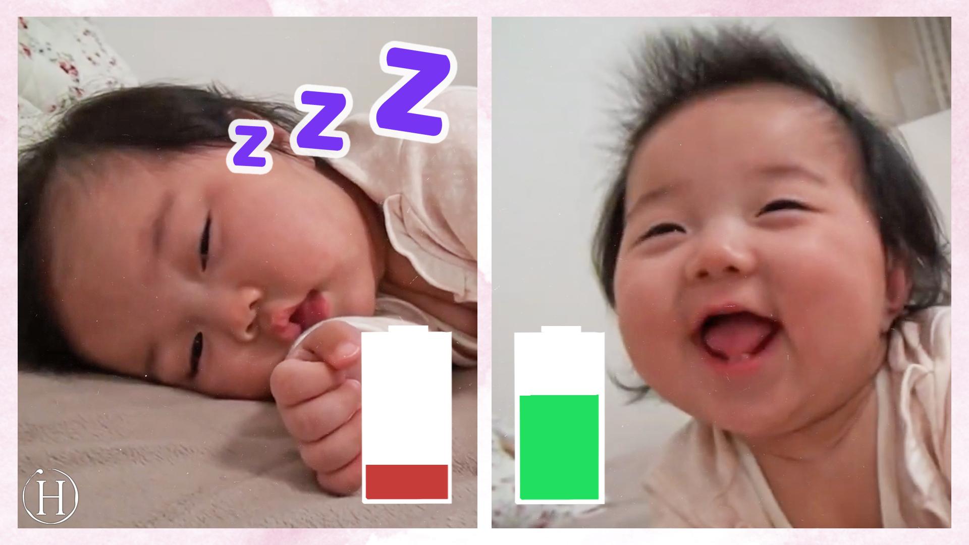 Wow It's Mom, but I'm Sleepy | Humanity Life