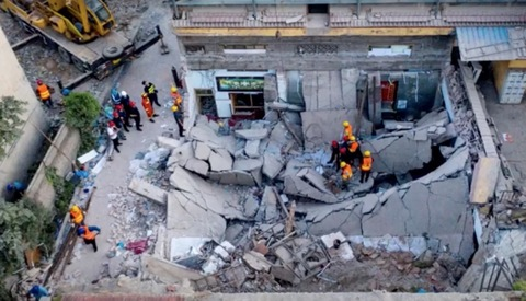 China: Shoddy Construction Causes Many Deaths and Injuries