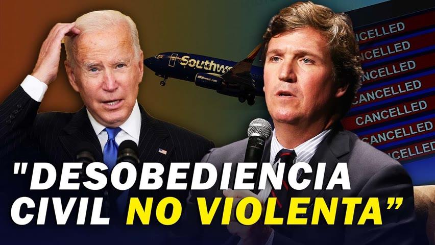 Carlson sobre vuelos cancelados de Southwest Airlines: Biden no es el único en el país con poder